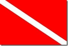 dive-flag