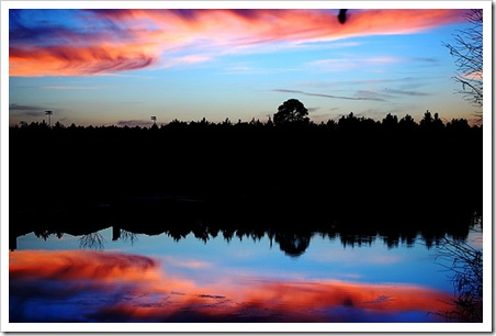 Hodges Sunset