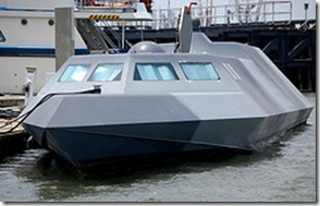 Stealth Boat 1
