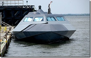 Stealth Boat A