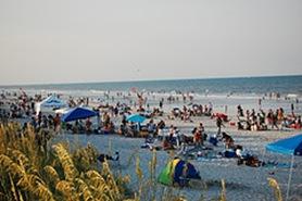 Beach 4th