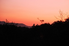 Crosswind Sunset 1