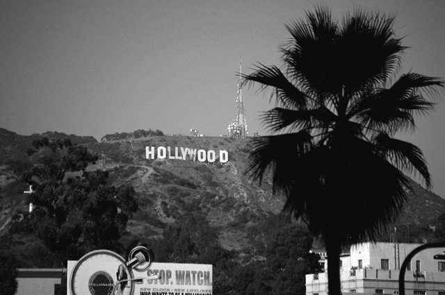 Hollywood In Black And White
