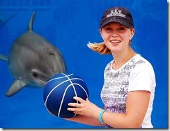 dolphin bball