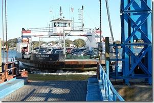 Mayport Ferry