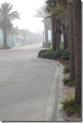First Street Fog