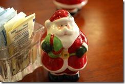 Santa Salt Shaker OTD