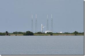Falcon 9 Pad