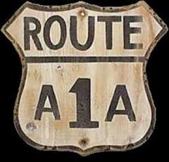 A1A Sign