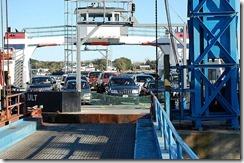 Ferry Docking